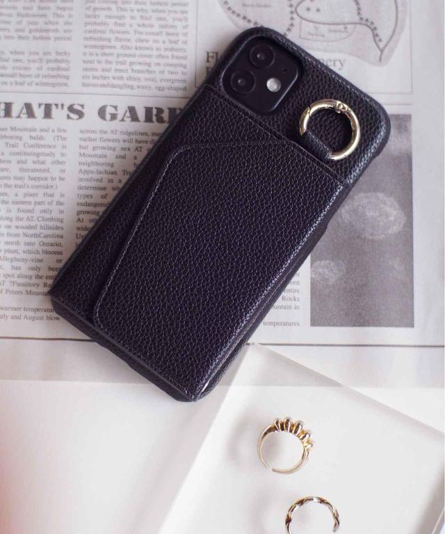 画像: 【ensemble】 iPhone ケース¥4,950(税込) 出典:ZOZOTOWN