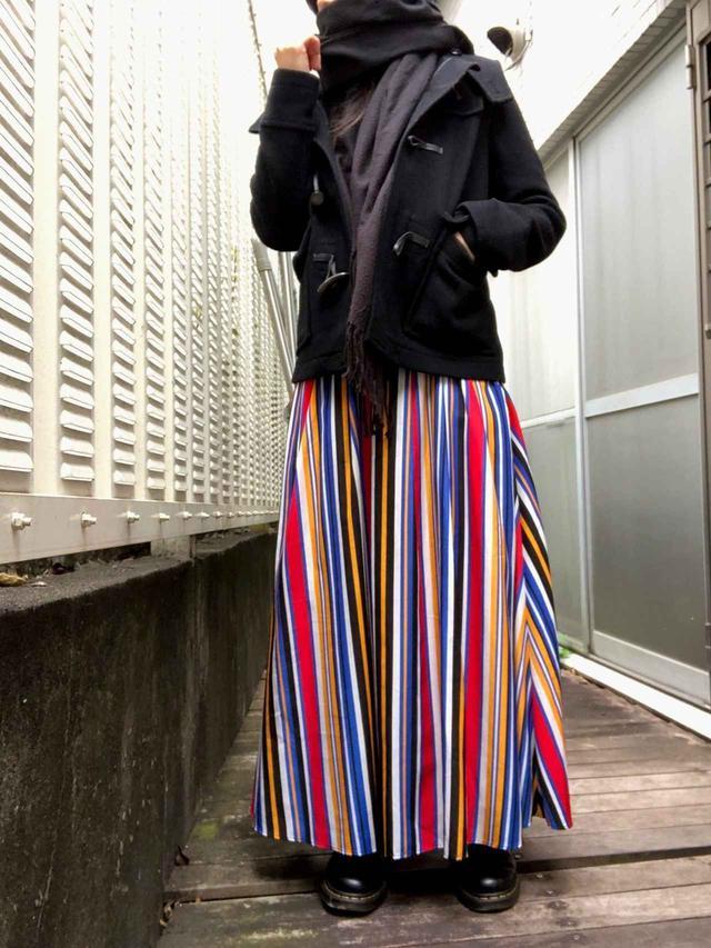 画像: 【JOURNAL STANDARD】ダッフルコート平均価格¥20,000〜【BEAMS】スカート平均価格¥12,000〜 出典:WEAR