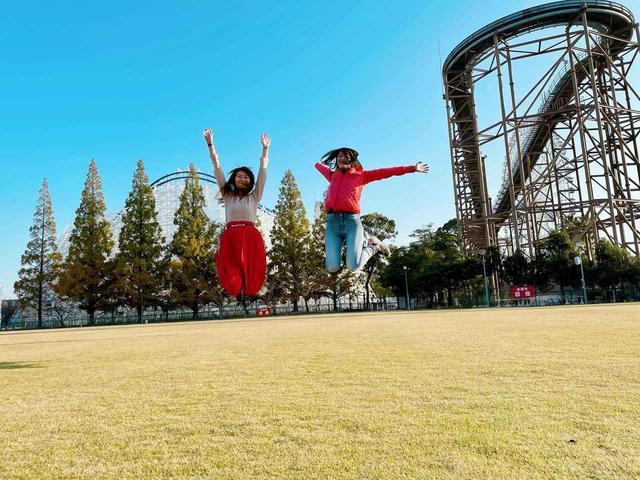 画像: ココで撮れ♪絶叫系だけじゃない!インスタ映えの宝庫♡「ナガシマスパーランド」 - senken trend news-最新ファッションニュース
