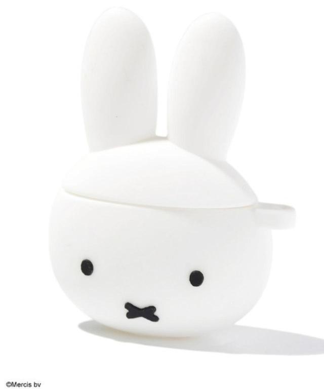 画像: 【Miffy】イヤホンケース¥2,310(税込) 出典:ZOZOTOWN