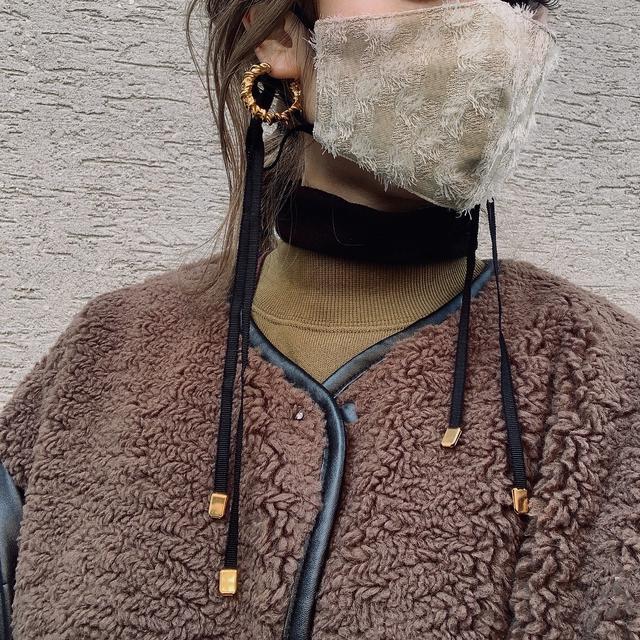画像1: 【毎日のマスク生活をおしゃれに!】おすすめのおしゃれマスク!