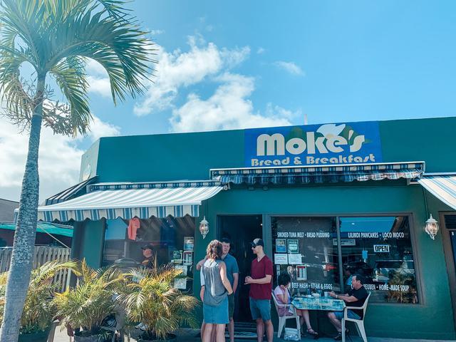画像1: ハワイで行列ができるレストランの味を日本で!『Moke's Hawaii 中目黒』