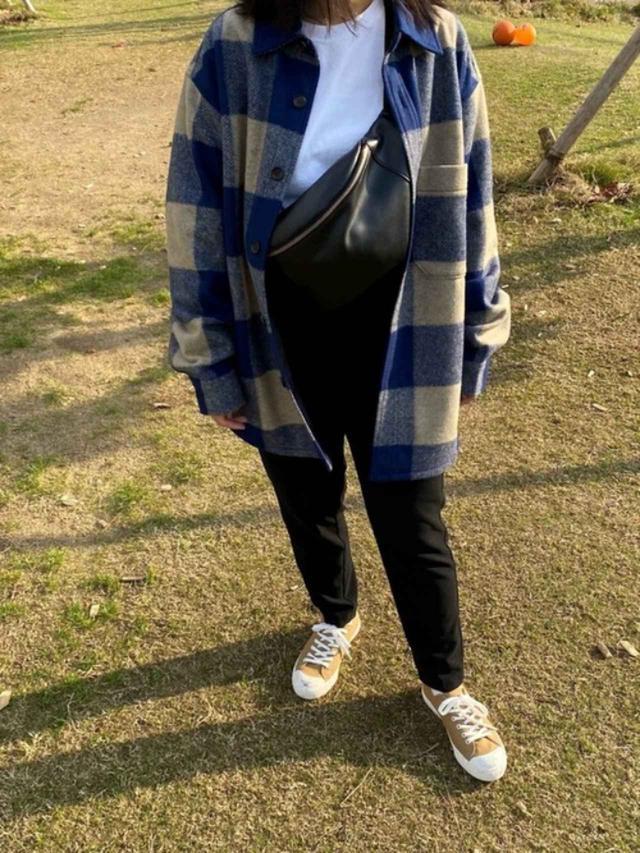 画像: 【ユニクロ】ジャケット平均価格¥4,000~【GU】パンツ平均価格¥3,000~【無印良品】スニーカー平均価格¥3,000~ 出典:WEAR