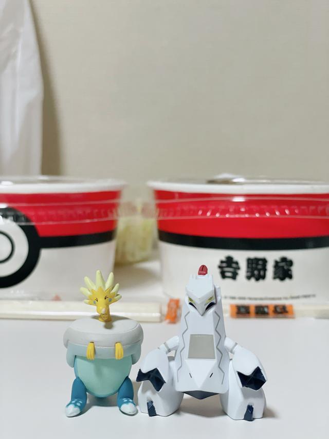 画像4: 【吉野家】あと10日!コンプしてない方必見♡ポケ盛り再登場!