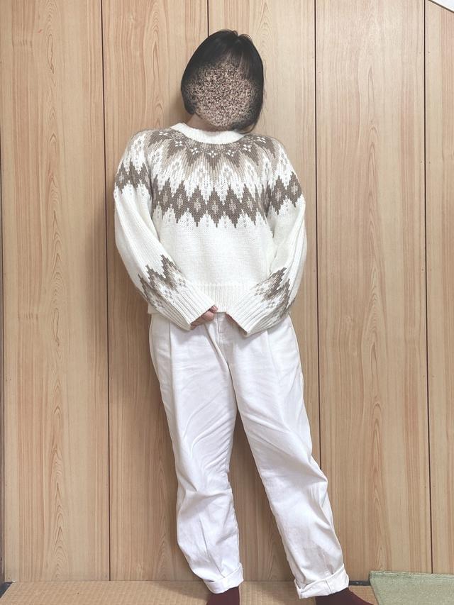 画像: 【GU】セーター平均価格¥2,189~ 出典:WEAR