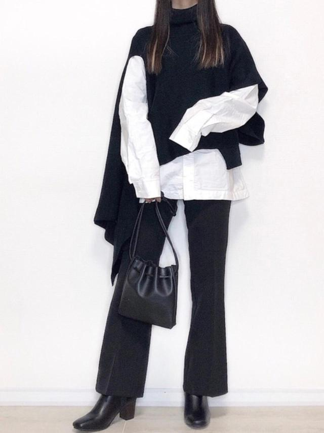 画像: 【韓国通販】ニット平均価格¥2,000~【無印良品】シャツ平均価格¥3,000~【GU】パンツ平均価格¥2,000~【SESTO】ブーツ¥3,999(税込) 出典:WEAR
