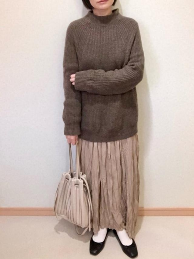 画像: 【無印良品】トップス平均価格¥2,490〜(税込)【Aunt Marie's】ワンピース¥4,290(税込) 出典:WEAR