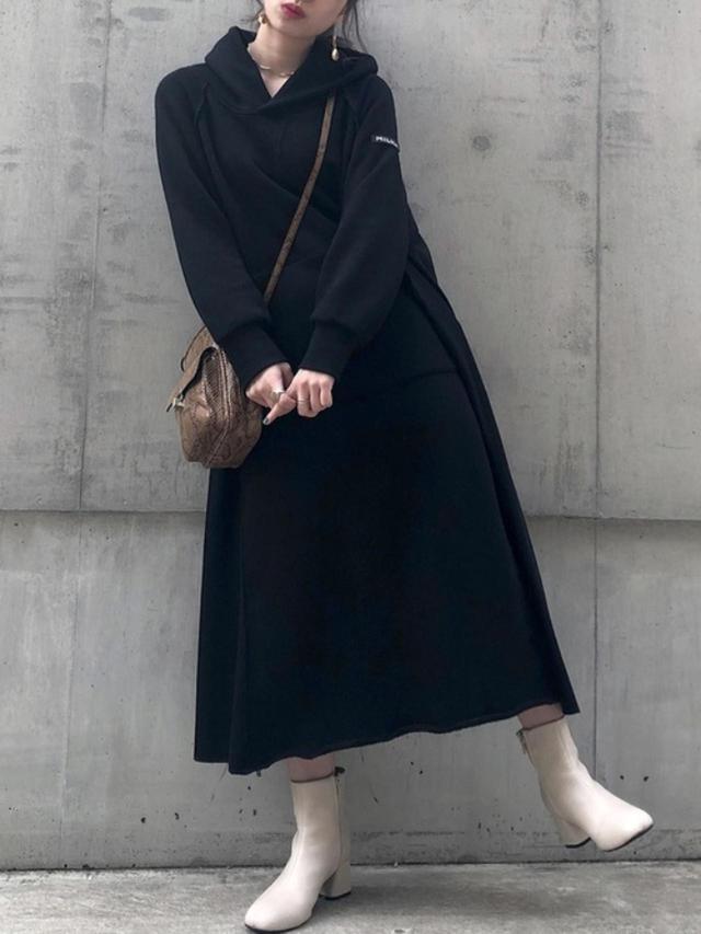 画像: 【niko and...】ブーツ¥6,160(税込)【参考商品】ワンピース 出典:WEAR