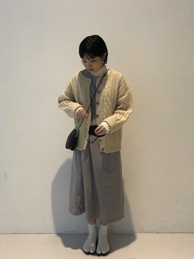 画像: 【無印良品】ワンピース¥7,990(税込) 出典:WEAR