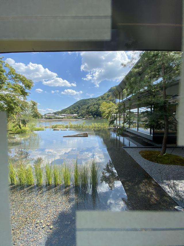 画像1: 嵐山に出来た新スポット♡京都を感じる建築美「福田美術館」