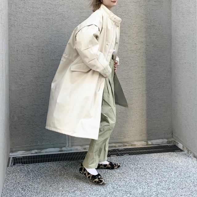 画像1: 【今から春まで着れる!】 おすすめレザーモッズコート★