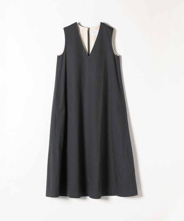 画像: 【SHIPS any】コットン マキシテントワンピース¥11,990(税込) 出典:fashion trend news