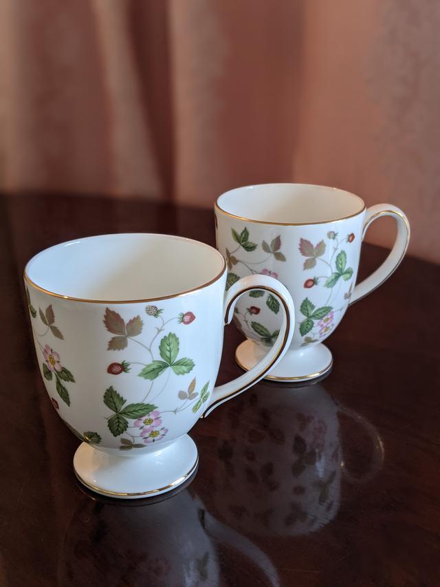 画像1: ウェッジウッドのマグカップ