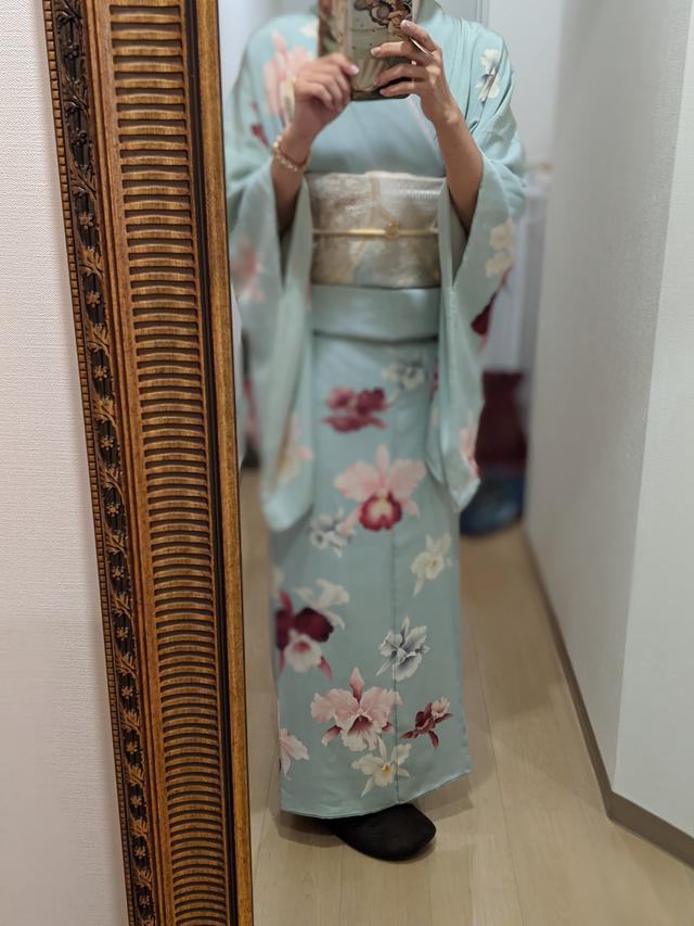 画像2: 着物でアフタヌーンティー
