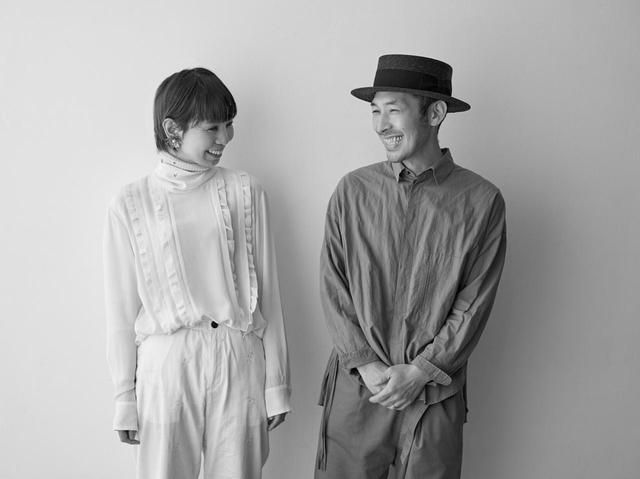 画像: 【サークチュール】デザイナーの村山純一さん(右)、谷本史織さん(左) 出典:サークチュール