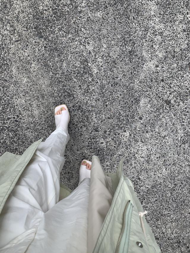 画像3: 【今から履ける♪春→夏を繋ぐオープントングブーツのコーデ】