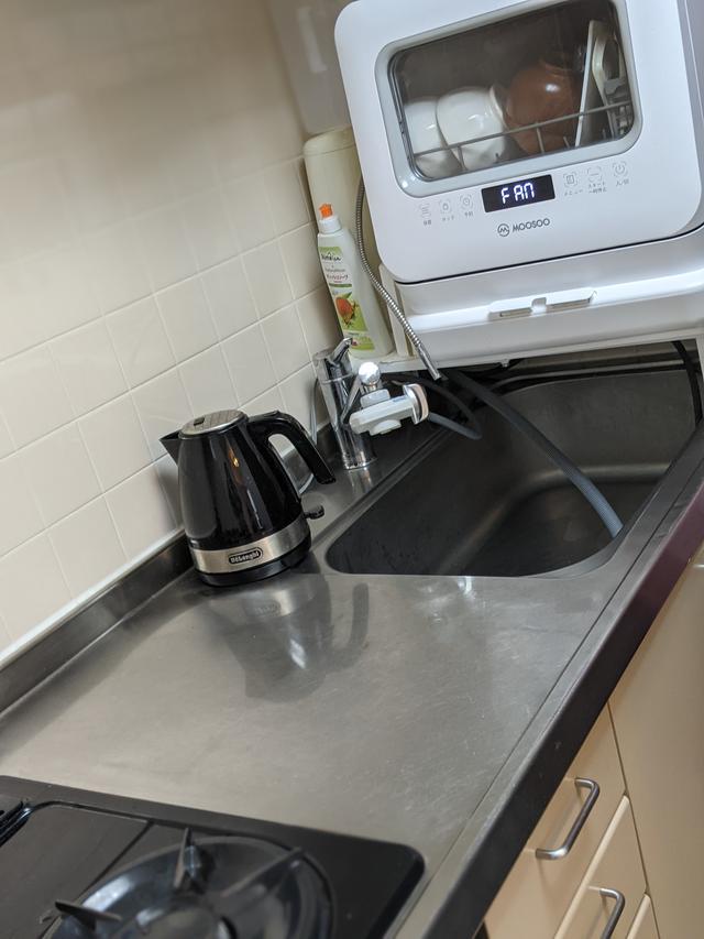 画像6: タンク式食洗機