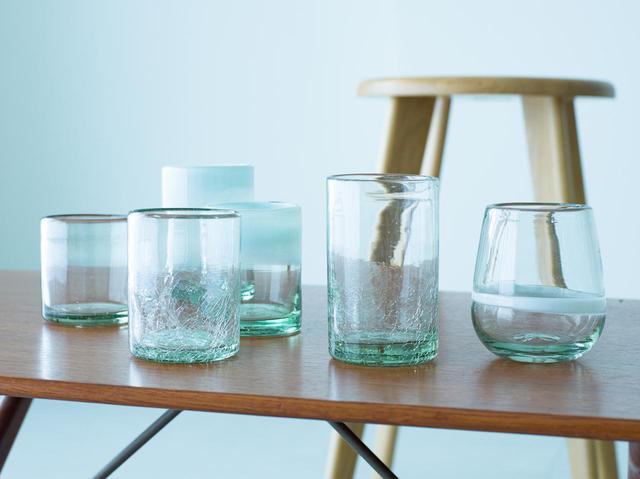 画像: Glass ¥2,090~¥3,410(税込)/MAAKO 出典:fashion trend news