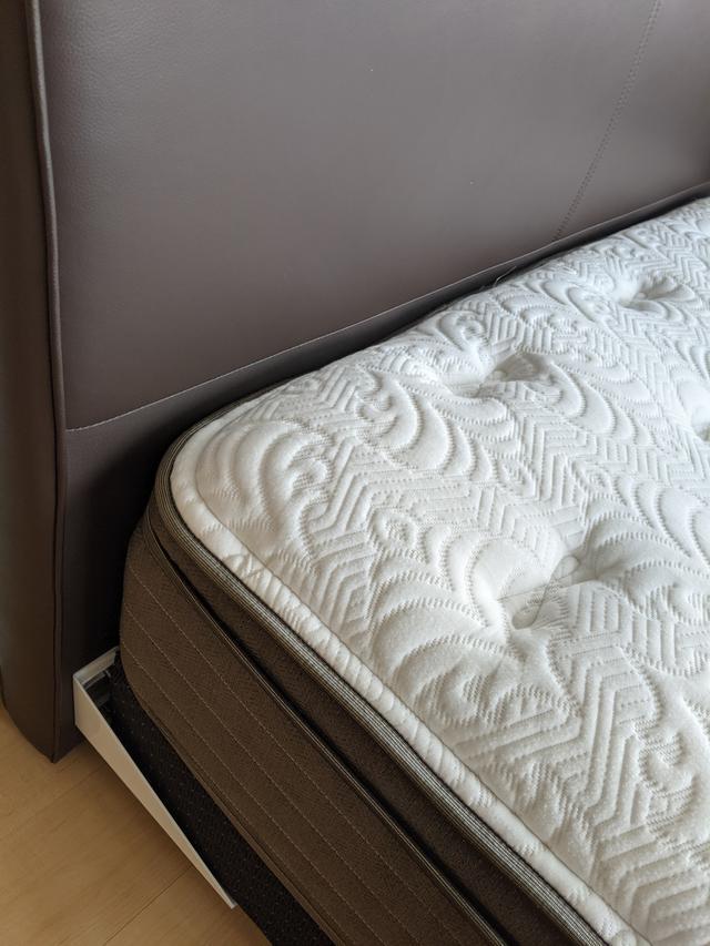 画像2: 大塚家具でベッド購入