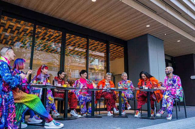 画像1: KANSAI YAMAMOTOと渋谷ファッションウィークの挑戦