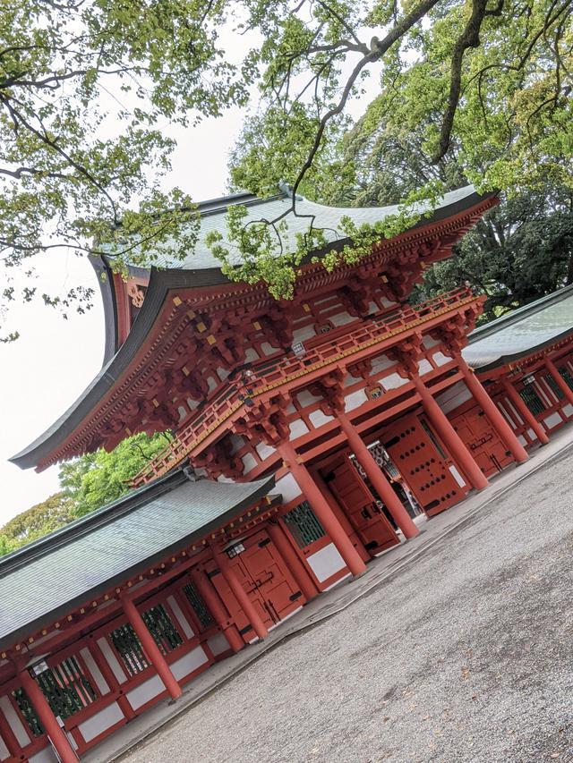 画像1: 大宮 氷川神社
