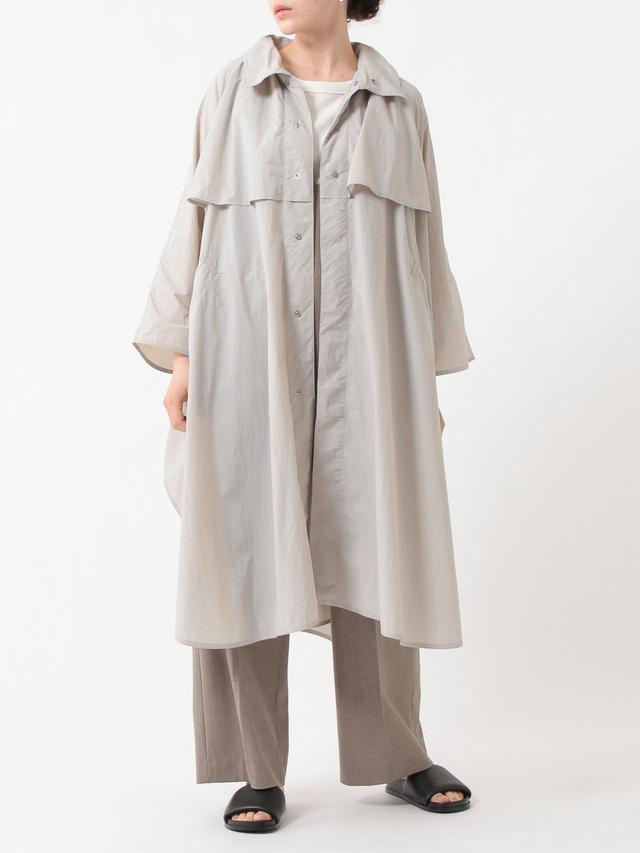 画像: ポンチョコート¥10,900(税込) 出典:fashion trend news