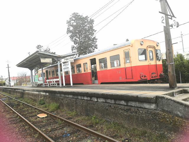 画像2: レトロかわいい『小湊鉄道』
