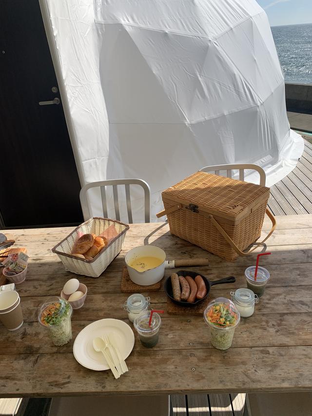 画像4: 【グランピングヴィレッジIBARAKIの美味しいご飯をご紹介!】