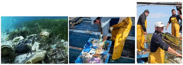画像: 海洋ゴミをおしゃれスニーカーに 出典:ftn