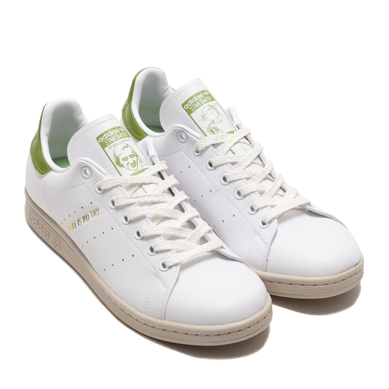 画像: 【adidas】STAN SMITH YODA FOOTWEAR ¥15,400 出典:atmos pink