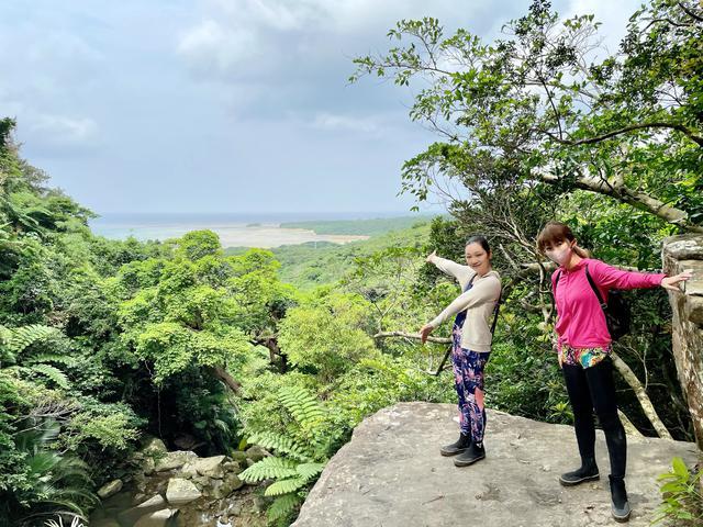 画像: 第三の滝からの景色が絶景!!