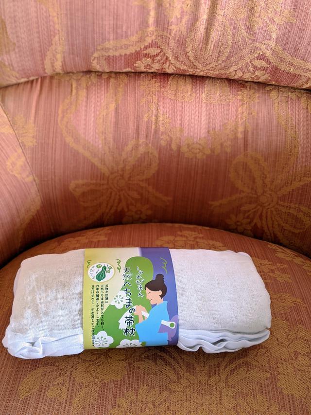 画像1: 涼しい!へちまの帯枕