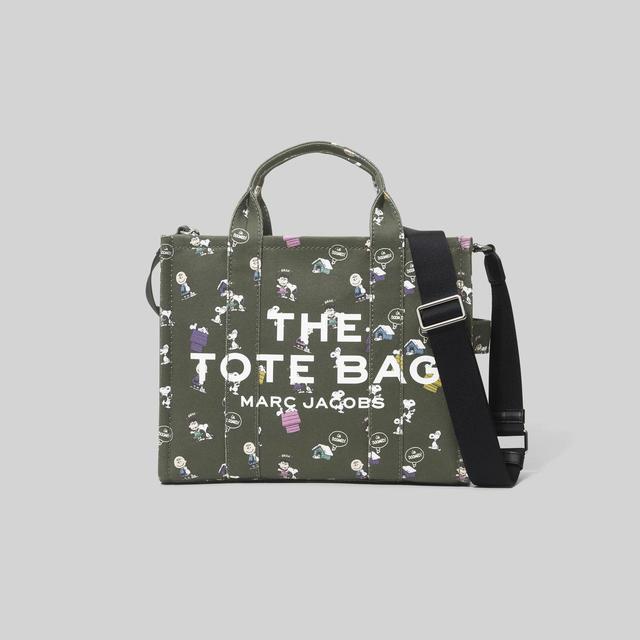 画像: PEANUTS X MARC JACOBS THE SMALL TOTE BAG 39,600円 出典:ftn