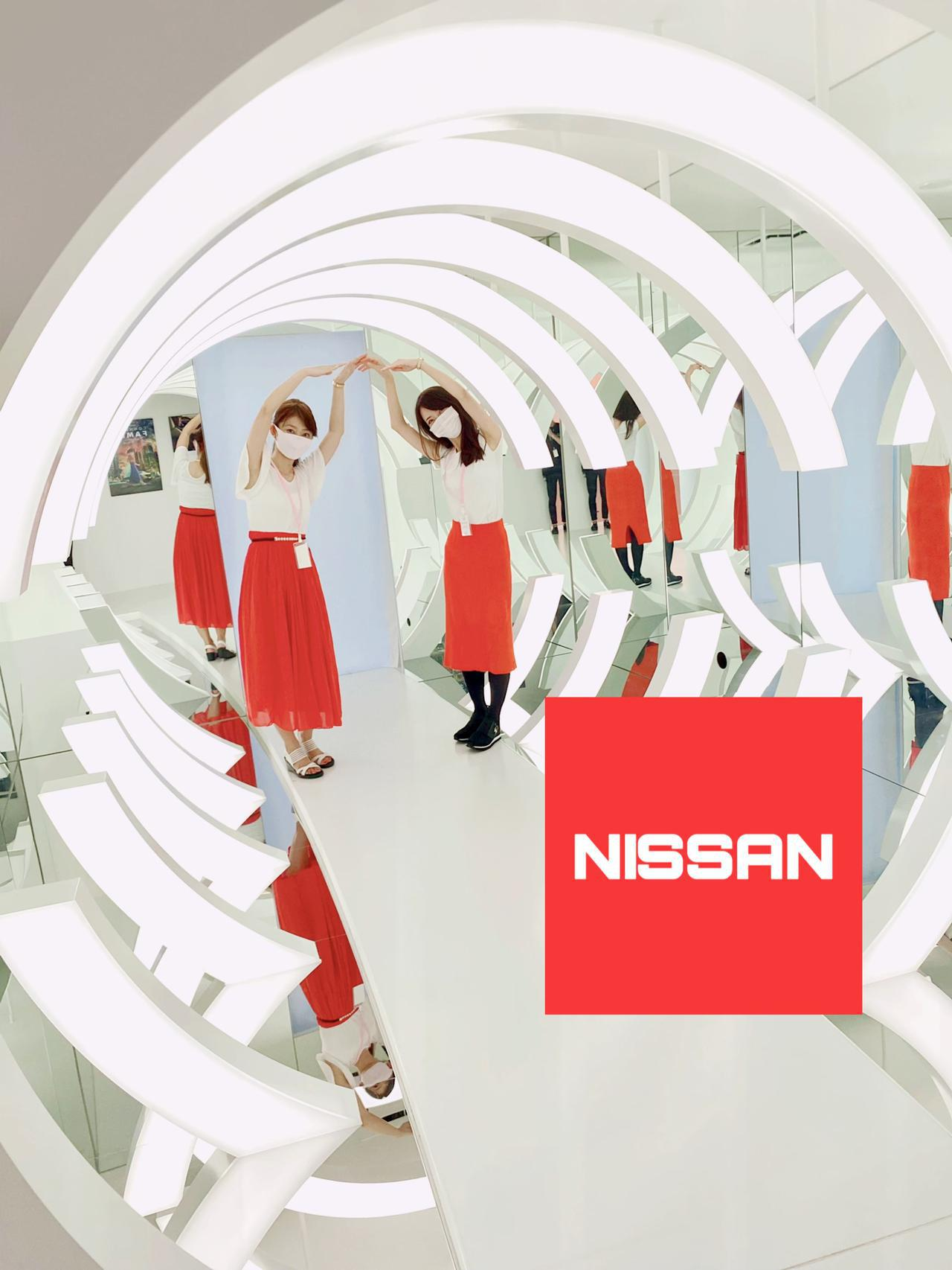 画像: 未来が体験出来る施設♡「ニッサンパビリオン」 - 【ftn】fashion trend news|ファッショントレンドニュースマガジン|すべての人におしゃれする楽しさを