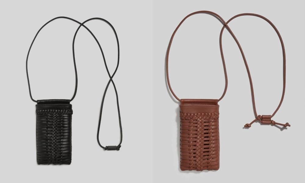 画像: 「バッグ」[縦18.5×横10×マチ10cm]各¥33,000【へリュー】 出典:アーセンス