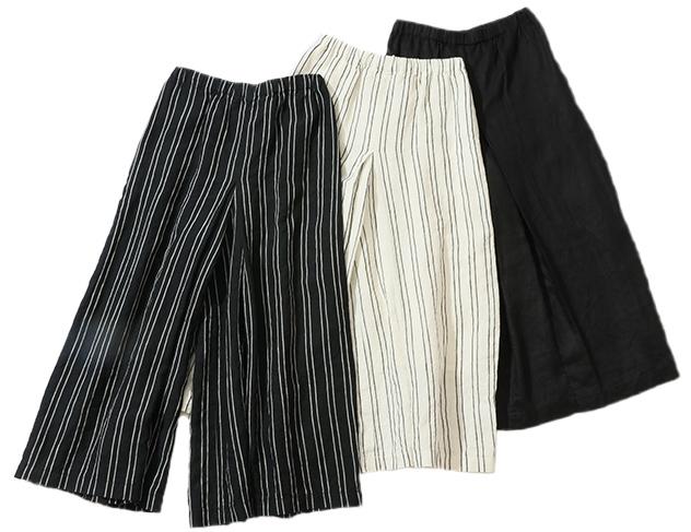 画像: タックキュロット各¥13,200(税込) 出典:fashion trend news