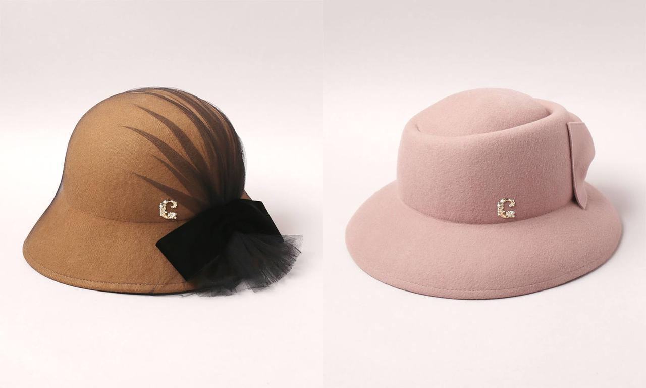 画像: 左から「CF LAYLA」¥15,950、「CF POPPINS」¥17,600 出典:CA4LA