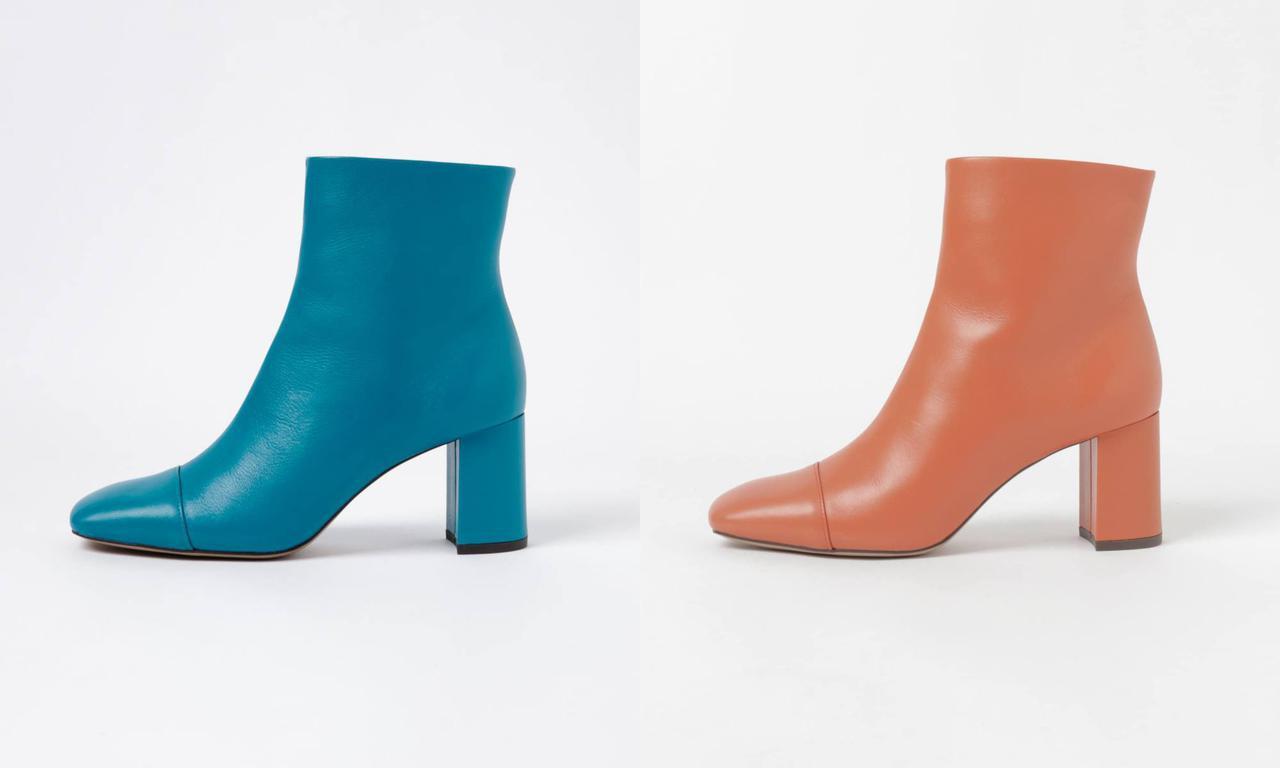画像: 「ex leather short boots」各¥29,700【ワンデルング×URBS】 出典:アーバンリサーチ