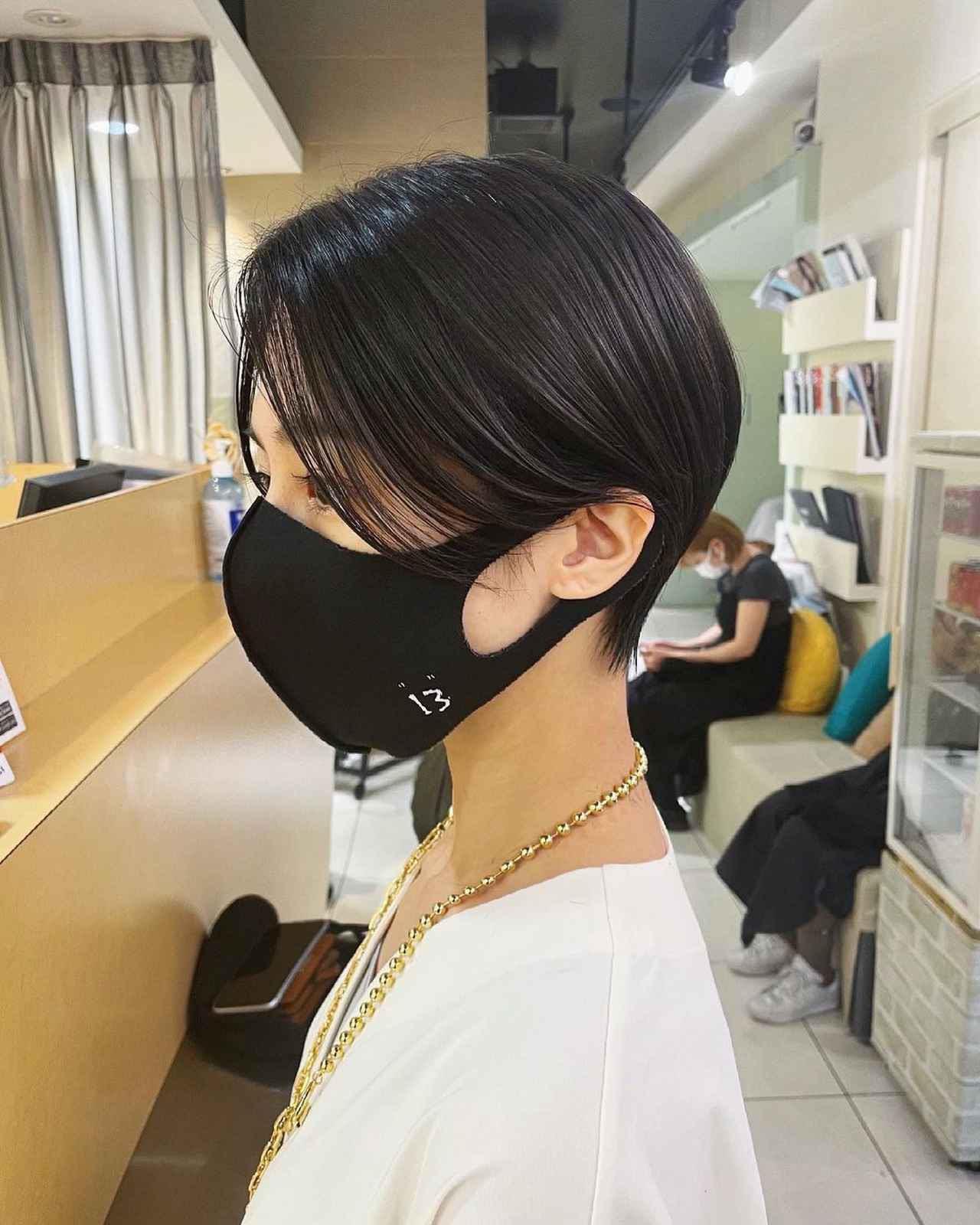 画像: ハンサムショートヘア 画像出典:instagram
