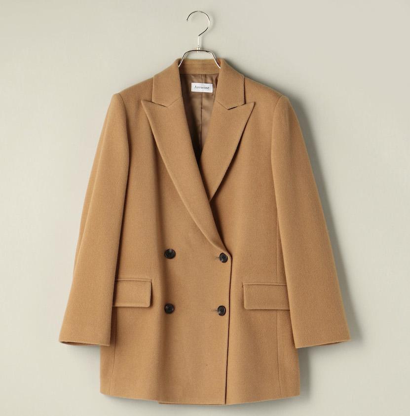 画像: 「ウールジャケット」¥45,100 出典:アーセンス