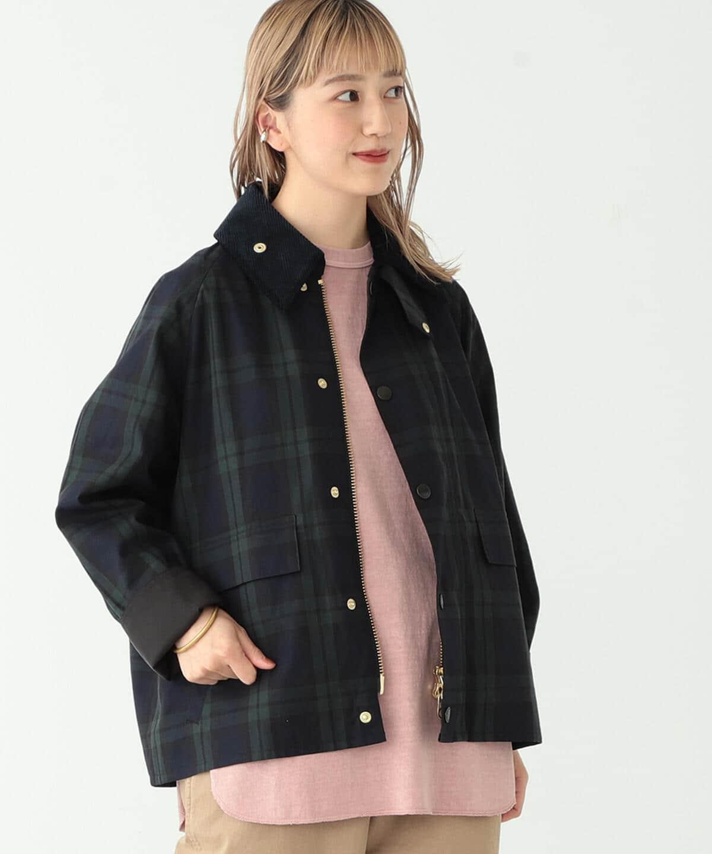 画像: 「別注 Thornbury Jacket」¥42,900【バブアー×ビームス ボーイ】 出典:ビームス ボーイ