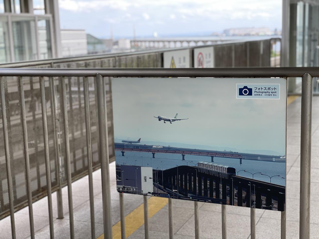 画像1: 飛び交っている飛行機が沢山見れます◎