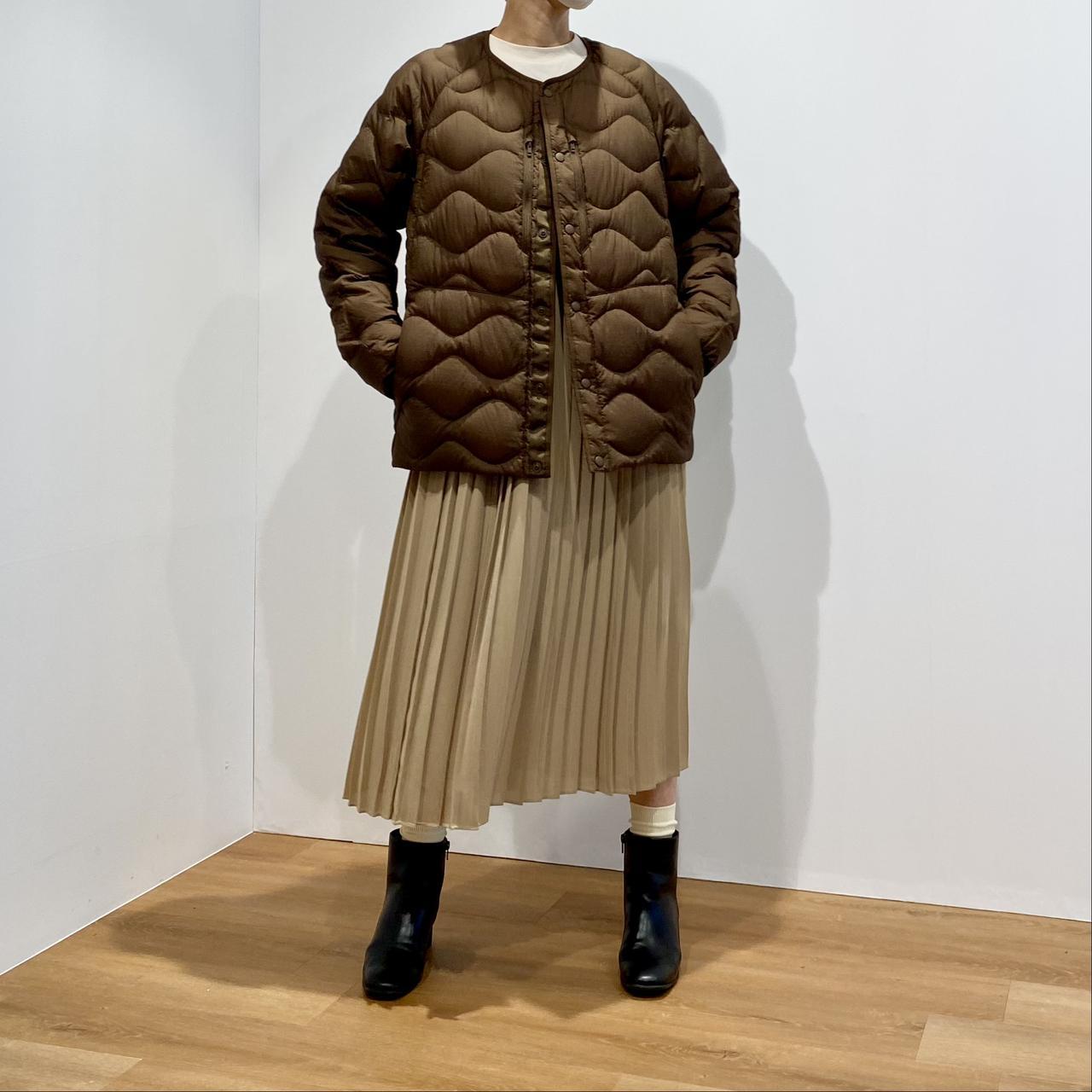 画像1: ウルトラライトダウンオーバーサイズジャケット¥7,990/ユニクロ(ユニクロ アンド ホワイトマウンテニアリング) 出典:fashion trend news