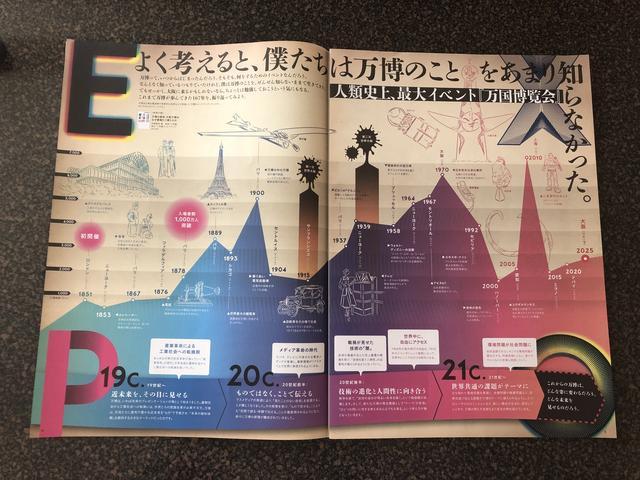 画像2: 11/10 はじめて万博 スタッフ登場!!