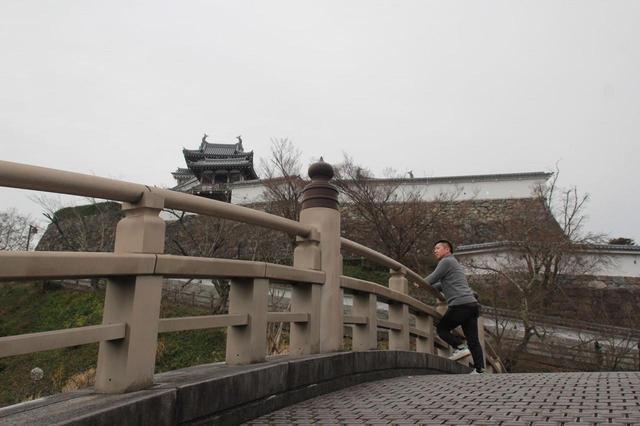 画像1: 福知山城!