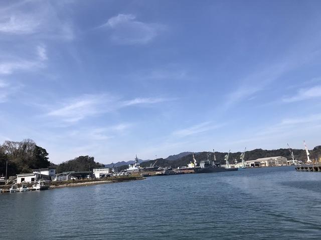 画像2: 海軍ゆかりの港めぐり遊覧船!