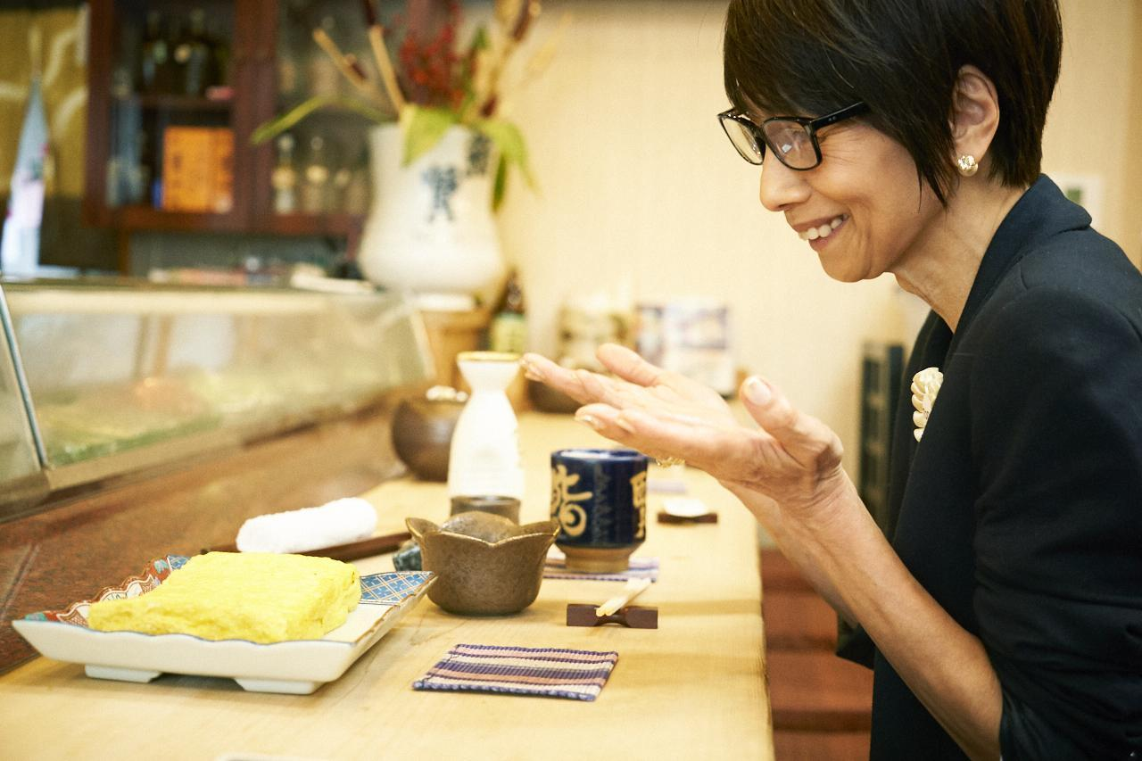 画像2: だし巻き卵を食べると思い出す、母の味