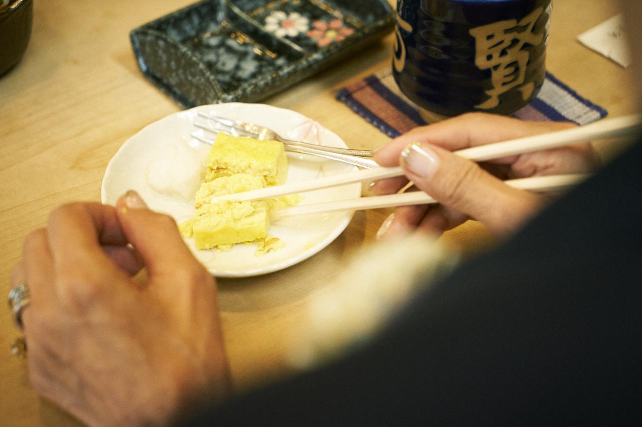 画像3: だし巻き卵を食べると思い出す、母の味