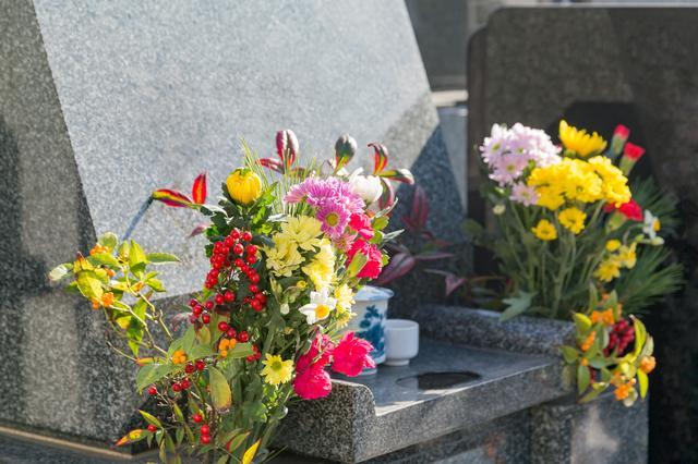画像: 第4位 自分と一緒に入れるお墓に入れる