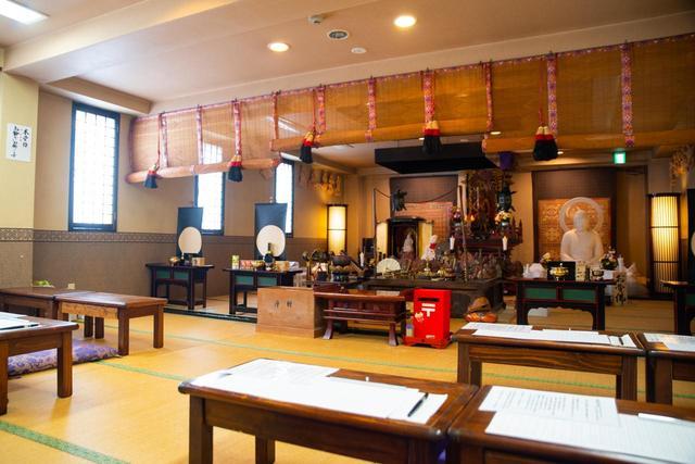 画像2: 今回お伺いしたお寺「本寿院」さん